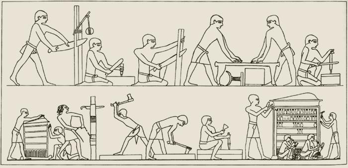 mobilyanın tarihi